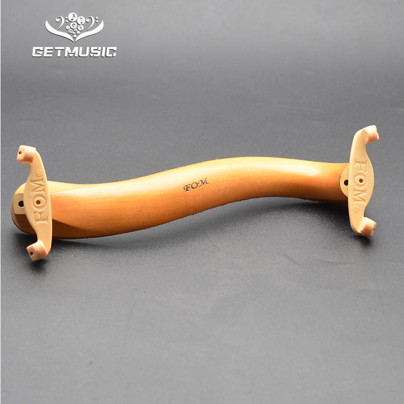 FOM Violin Shoulder Rest 4/4 3/4 String Wood