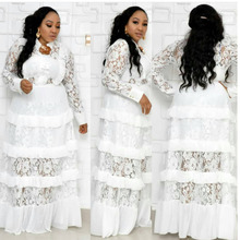 White African Dress Dresses For Women Clothes Africian Clothing Ankara Long