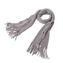 Аксессуары для малышей, зимний детский шарф для девочек, детский шарф, хлопковые утепленные шарфы, шарфы для маленьких девочек A1