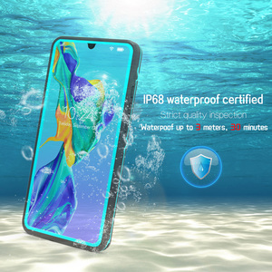 Image 2 - Waterproof Case for Huawei P30 Pro Mate 20 Pro Cover Shockproof Dustproof Swim Case For Huawei P20 Lite P20 Pro Underwater Case