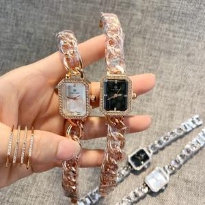 Image 3 - PABLO RAEZ Hot sale Fashion luxury watch Women clock женские часы wristwatch Quartz High quality Wristwatch relogio feminino