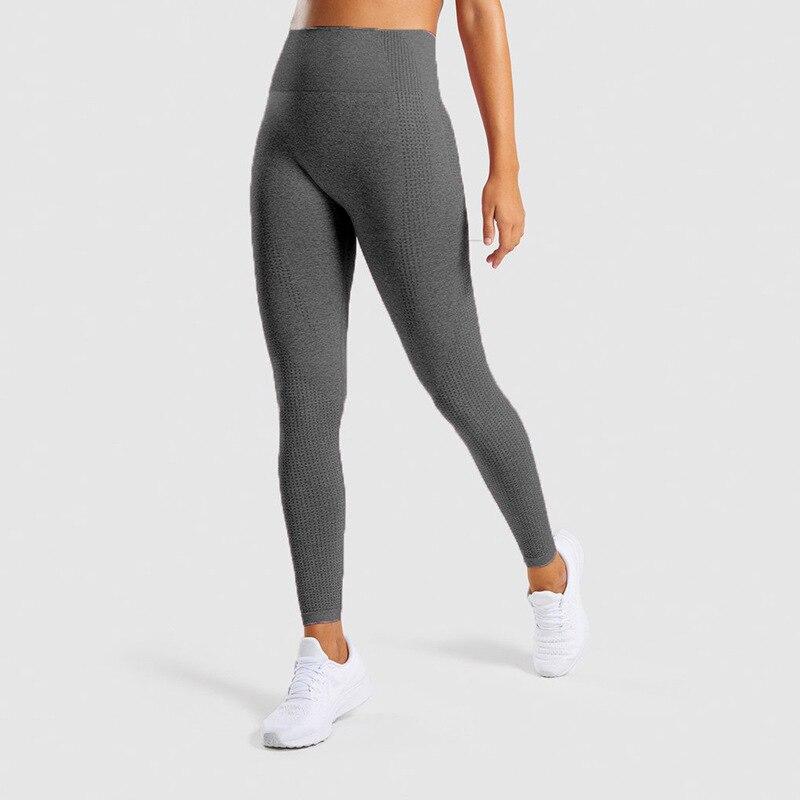 High Waist Energy Seamless Yoga Leggings