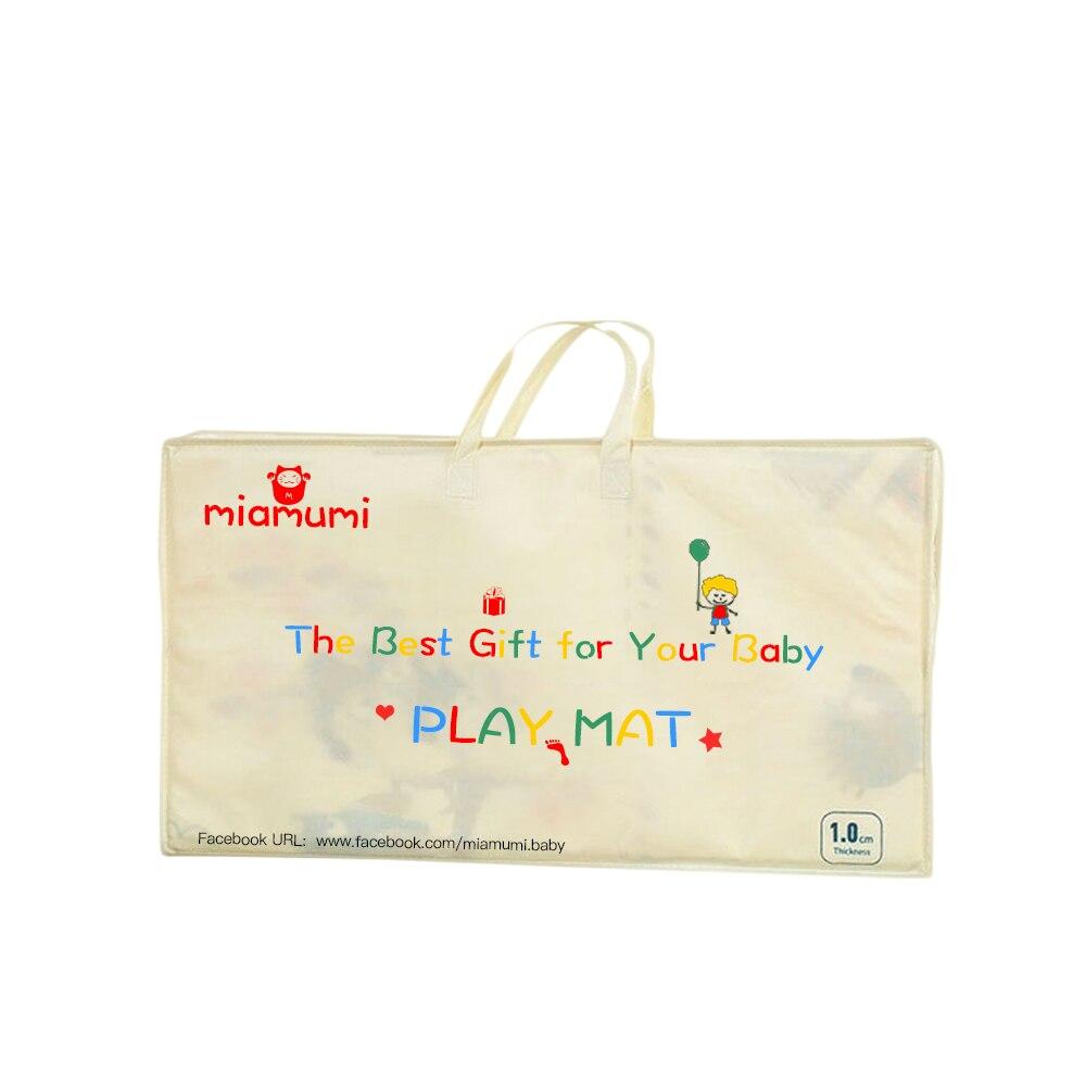 Miamumi köpük çocuk halı bebek Mat bebek oyun matı battaniye halı çocuklar için çocuk halı XPE levha çocuklar eğitim Mat bebe