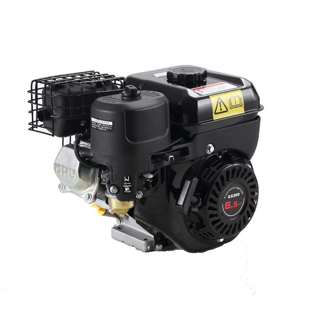 GX200 OHV 4-stroke Air Cooled Manual Start Gasoline Engine 6.5hp For Washer