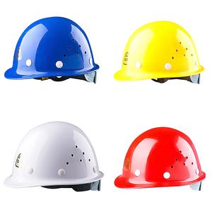 New Safety Helmet Hard Hat Work Cap Construction Site Protect Helmets