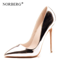 Women high heels Shoes New Genuine Leather  Wonen Pumps Shoes Women Sexy High Heels Shoes WomenWedding  Fashion Shoes Party new arrival women italian african party pumps shoes and bag set decorated with rhinestone matching shoes and bag set in heels
