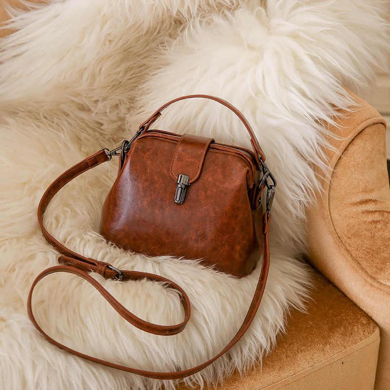 Натуральная кожа женская сумка через плечо с кисточками 2019 модная маленькая сумка-мессенджер с клапаном для леди сумка через плечо C1166