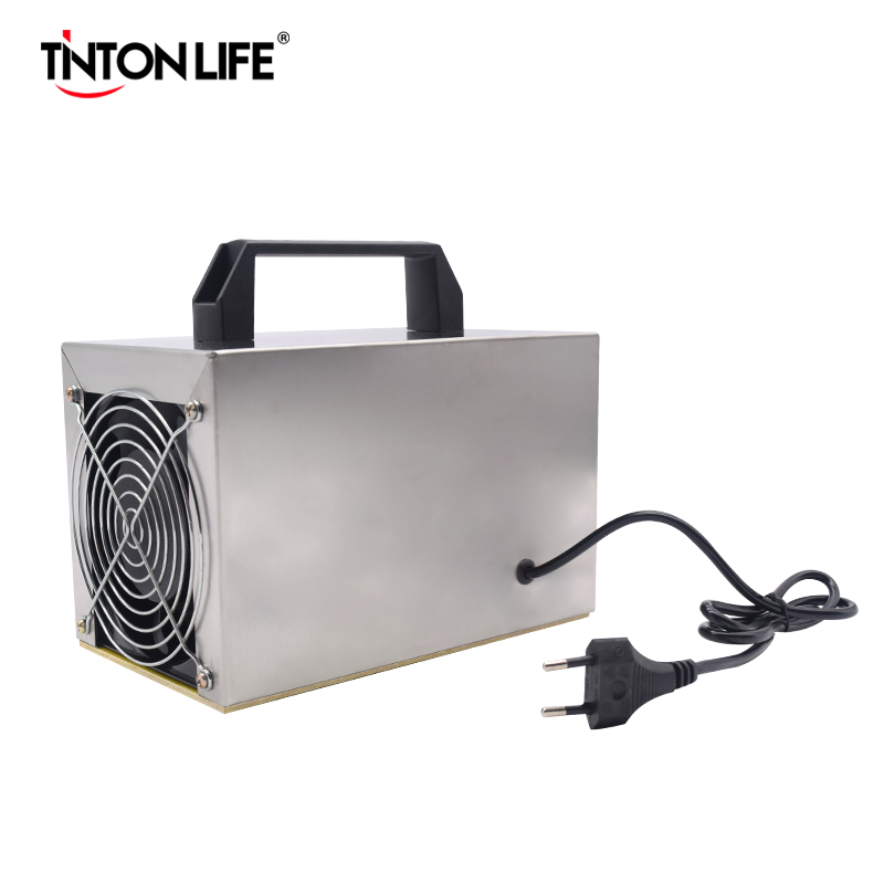 Ozone Generator 24g Ozone Machine Air Purifier Disinfection Sterilization Cleaning Formaldehyde 220V EU Plug Without Switch