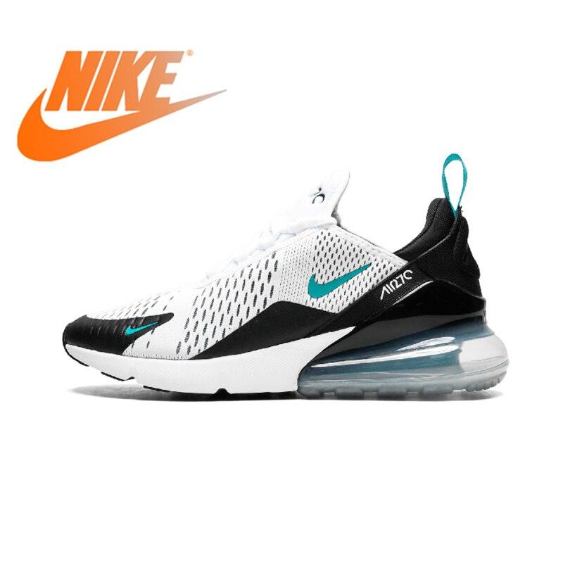 Original Athletic Nike Air Max 270 Men's Running Shoes Sneakers Outdoor Sports Breathable Designer Footwear New Arrival AH8050