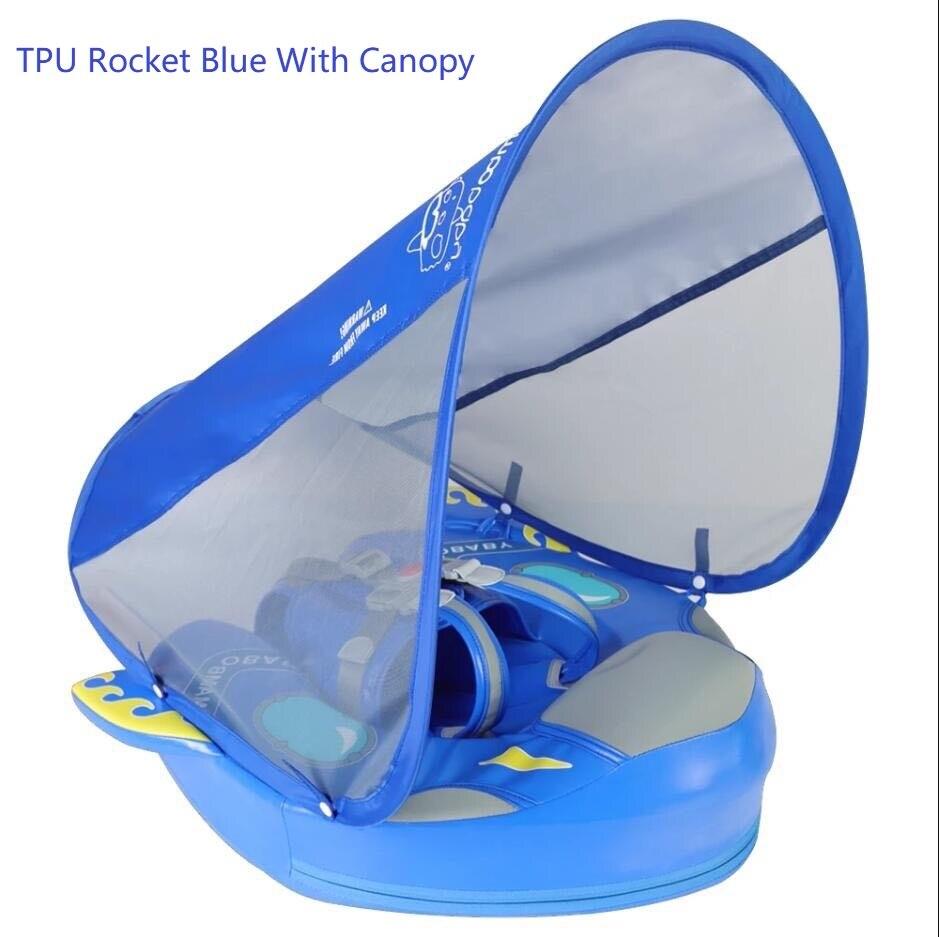 TPU RocketBlueCanopy