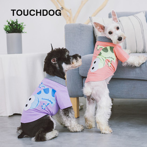 Touchdog, Chameleon Teddy Is Cooler Than Bear Dog Cat Cotton Clothes