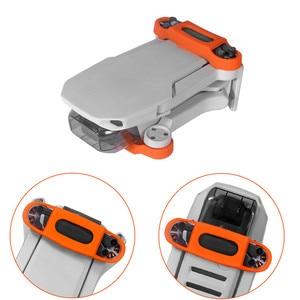 Image 1 - Szybkozłącze łopatki śmigła stabilizator do DJI Mavic Mini silnik do drona Protector łopatka uchwyt mocujący części zamienne