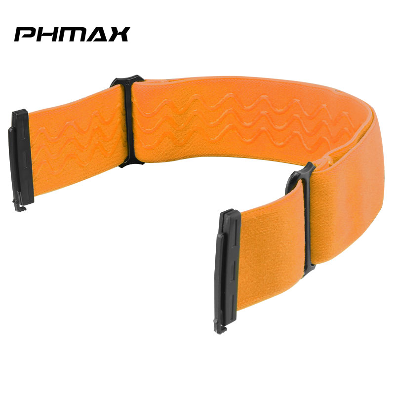 PHMAX противоскользящая Лыжная лямка для очков Свободно регулируемая с пряжкой подходит для XJ-01 XJ-03