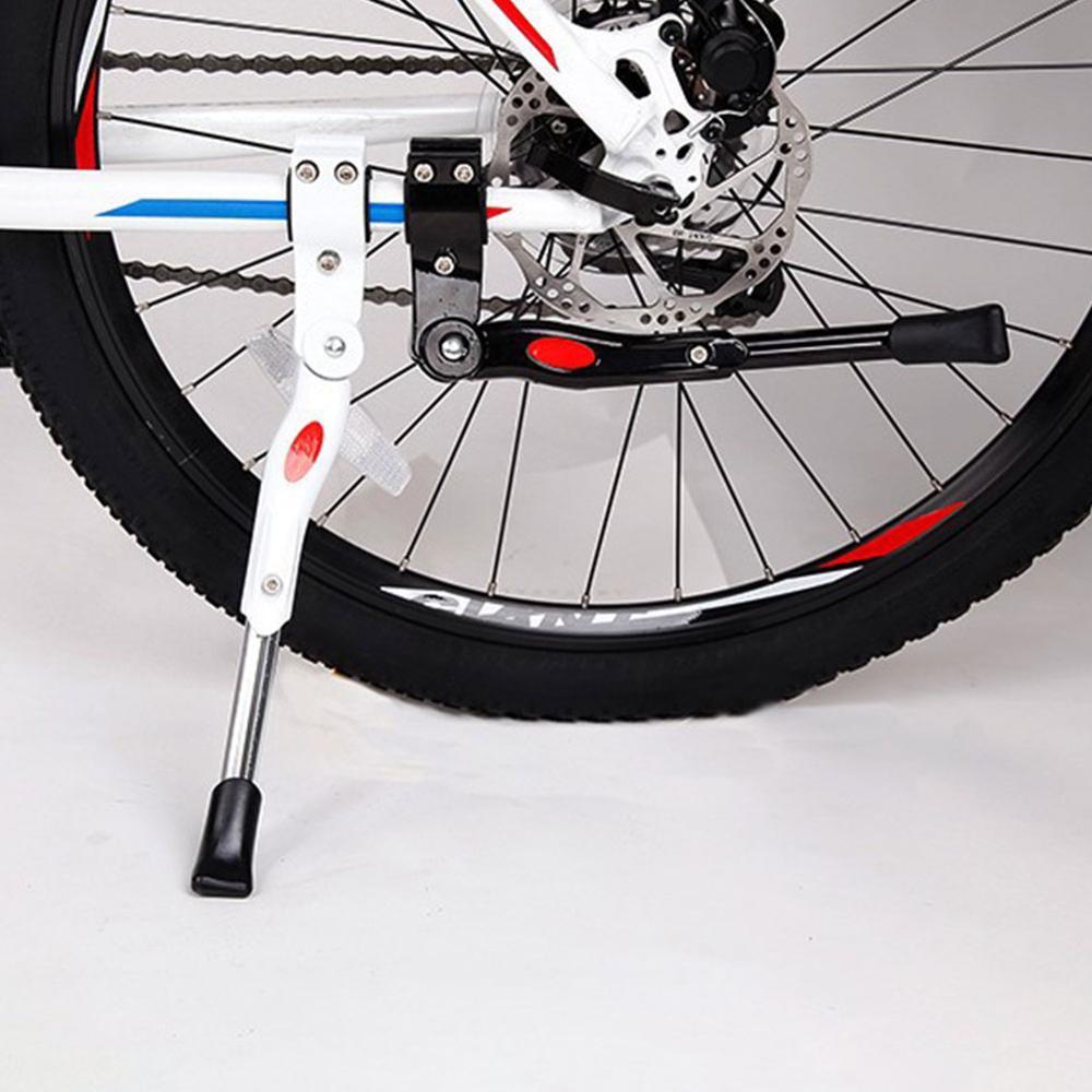 Della Bici della bicicletta Cavalletto Parcheggio Cremagliera Mountain Bike Supporto Laterale Del Basamento di Scossa Del Piede Brace Bicicletta Unilaterale Giro Supporto di Attrezzature