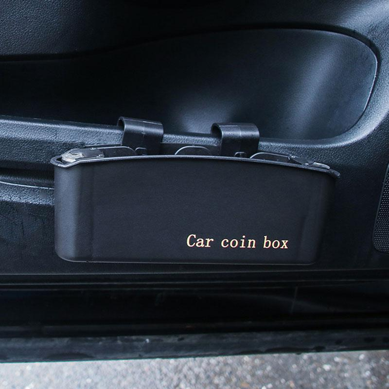 Box Containers Car-Seat-Organizer Automoble Garbage-Storage Universal Trash Coche