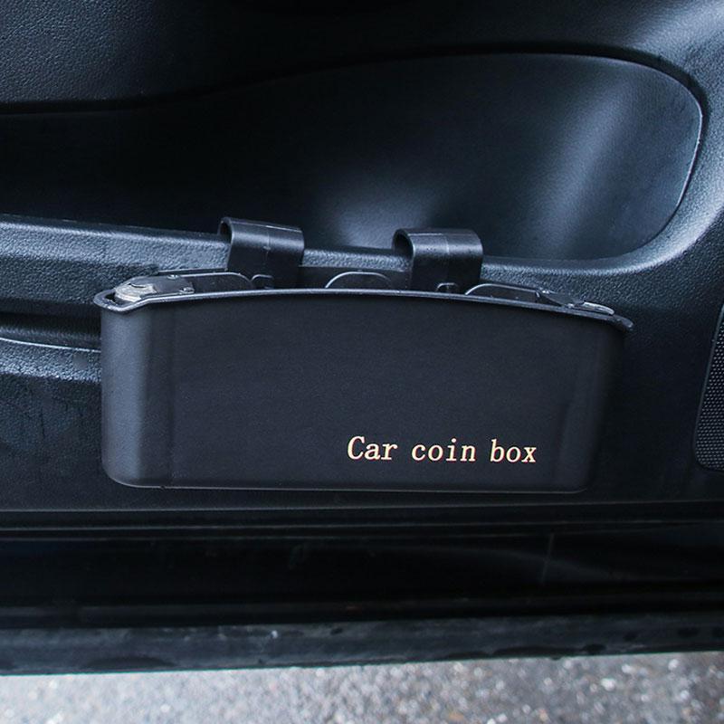 Box Containers Car-Seat-Organizer Automoble Garbage-Storage Universal Trash Coche