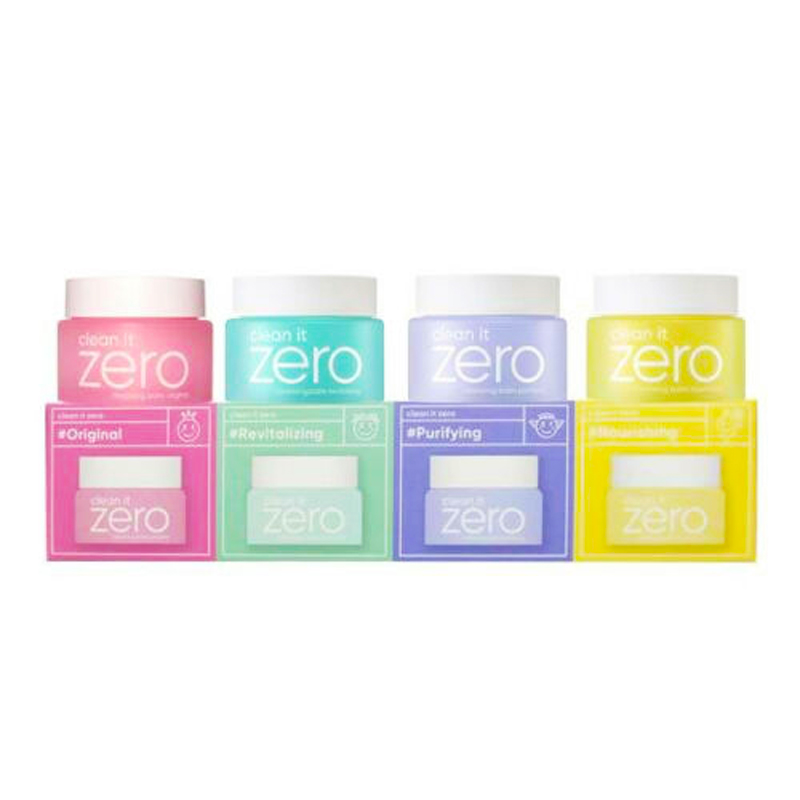BANILA CO Clean It Zero Cleansing Balm Special Kit SAMPLE Moisturizing Makeup Remover Facial Cleanser Face Care Korea Cosmetics