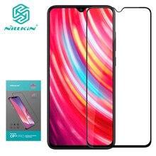 Nillkin Full Cover Glass For XiaoMi Redmi Note 8 pro 2.5D CP+Pro Tempered Glass For Redmi Note 8T Note8 Screen Protection film
