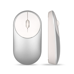 Bezprzewodowa mysz typu C USB dwa odbiorniki podwójny optyczny ergonomiczny do komputera mobilnego EM88
