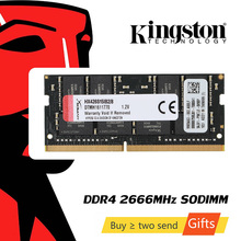 Originele Kingston Hyperx Impact 8Gb 16Gb DDR4 2666Mhz Laptop Ram Geheugen CL15 Sodimm 1.2V 260-pin Notebook Interne Geheugen