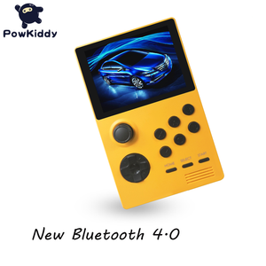 Image 3 - POWKIDDY A19 Pandoras Box Android Supretro Handheld Game Console IPS Screen Built In 3000+Games 30 3D Games WiFi Download