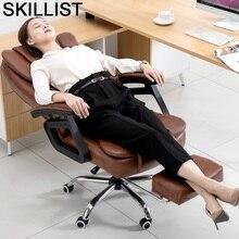 Study Ordinateur Cadir Poltrona Sillon Fauteuil Sillones Cadeira Chaise De Bureau Office Furniture Gamer Computer Chair