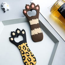 Beer Coke Bottle Opener Cute Cat Paw Easily Removes Caps Good Presents for lovers and Unique Party Favors