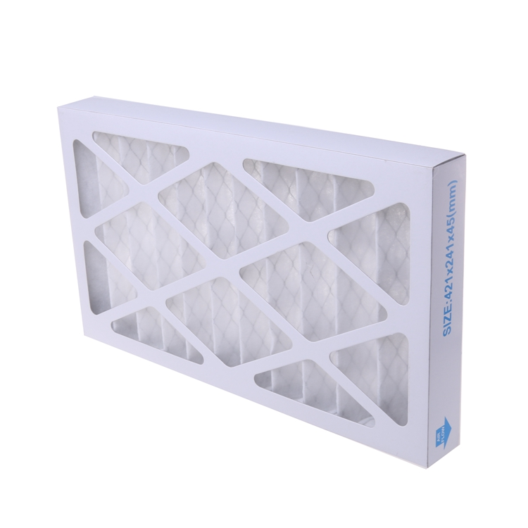 Air Filter Accessories Consumables Low Efficiency Medium Efficiency Filter Screen Kit Indoor Dust Removal And Purification