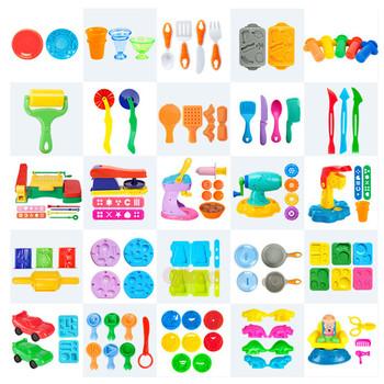 Dzieci DIY Slime kolor modelina Model zwierząt ciasto narzędzia do owoców plastelina zestaw gliniane formy zestawy edukacyjne zabawki dla dzieci prezent tanie i dobre opinie Kids DIY Slime Color Play Dough Model Animal Cake Fruit Tools Plastici Jednolity kolor None Plasteliny i zestaw narzędzi