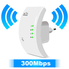 Wireless Wifi Repeater Wifi Range Extender 300Mbps Wi Fi Amplifier Booster Repetidor Wifi Access Point