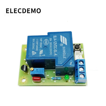 12V 30A Car Battery Excessive Discharge Anti Over Discharge Protection Module battery controller discharge protection 1set lot 18650 lithium battery universal dual mos protection board 4 2v anti overcharged over discharge