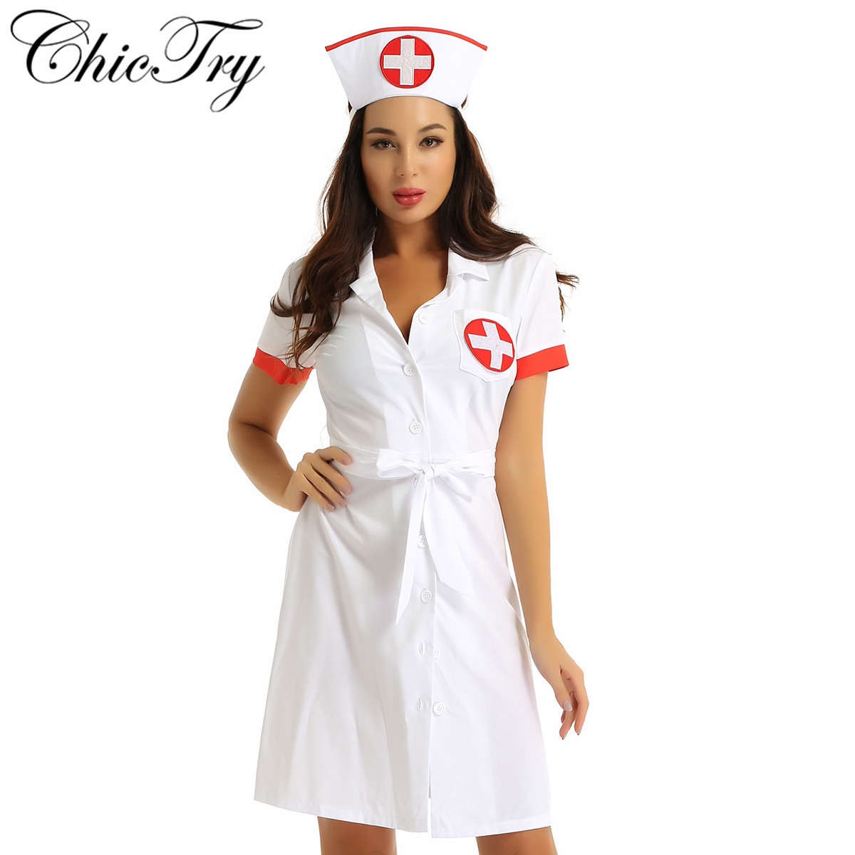 Novelty  Props Nurses Doctor Medical Hen Party Fancy Dress Accessory