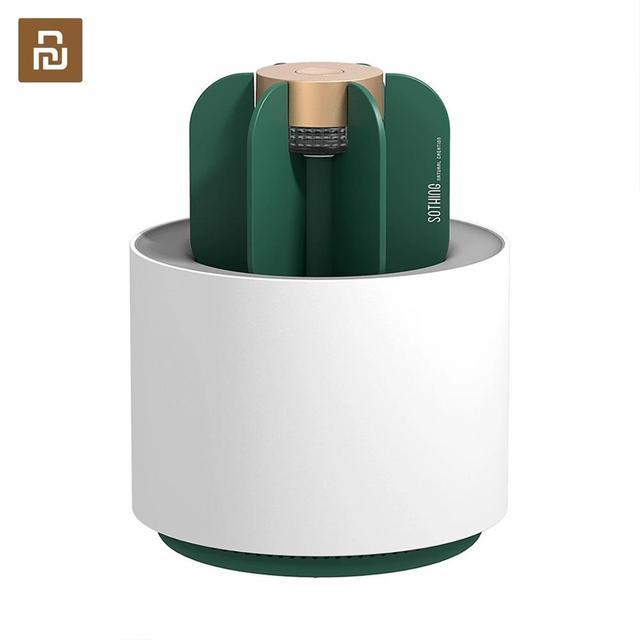 Neue Youpin Ökologischen marke Sothing Moskito Mörder Lampe Tragbare kaktus USB Elektrische Moskito Abweisend Insekten Falle UV Licht