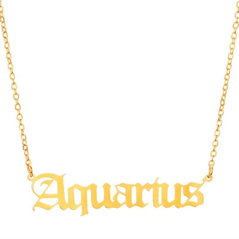 Gold Aquarius