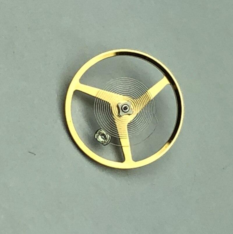 Roue de pont d'équilibre mécanique, mouvement de remontage de montre, avec ressort pour pièces d'outils de réparation ETA2671