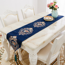 Proud Rose European Table Flag Living Room Table Cloth TV Cabinet Table Runner Rectangle Decorative Tablecloth proud rose lace table runner table flag tablecloth european rectangular table cloth tv cabinet cover cloth wedding decoration