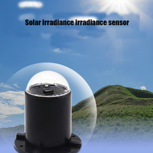 Transmitter-Meteorological Radiation-Detector-Sensor Irradiance Solar Outdoor 4-20MA/RS485
