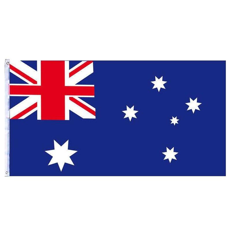 90*150 cm AUS Flagge AU Australien Australian Nationalen Flagge Für Home Dekoration