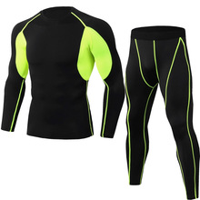 Bicycle-Jerseys Bodybuilding Fitness-Clothing Sports-Suits Cycling Mountain Winter Men
