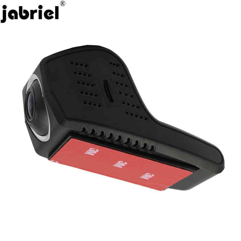 Jabriel Hidden HD 1080P car dvr dash cam 24 hour video recorder rear Camera for kia rio 3 4 ceed sportage cerato sorento picanto