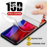 Película de hidrogel para Xiaomi Redmi 5 Plus S2 4X 5A Go, Protector de pantalla para Redmi Note 4 4X 5 5A Pro, funda protectora de película de vidrio