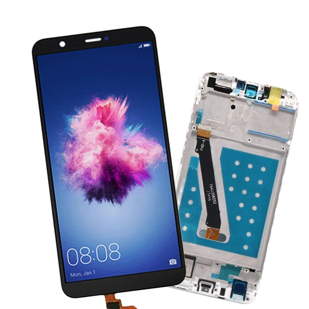 Replacement Framed LCD Display Touch Screen Digitizer For Huawei P Smart FIG-LX1