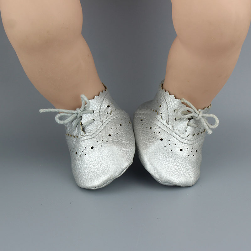 New Arrival Socks Fit For 46cm Baby Annabell Doll 18 Inches Dolls Accessories(China)