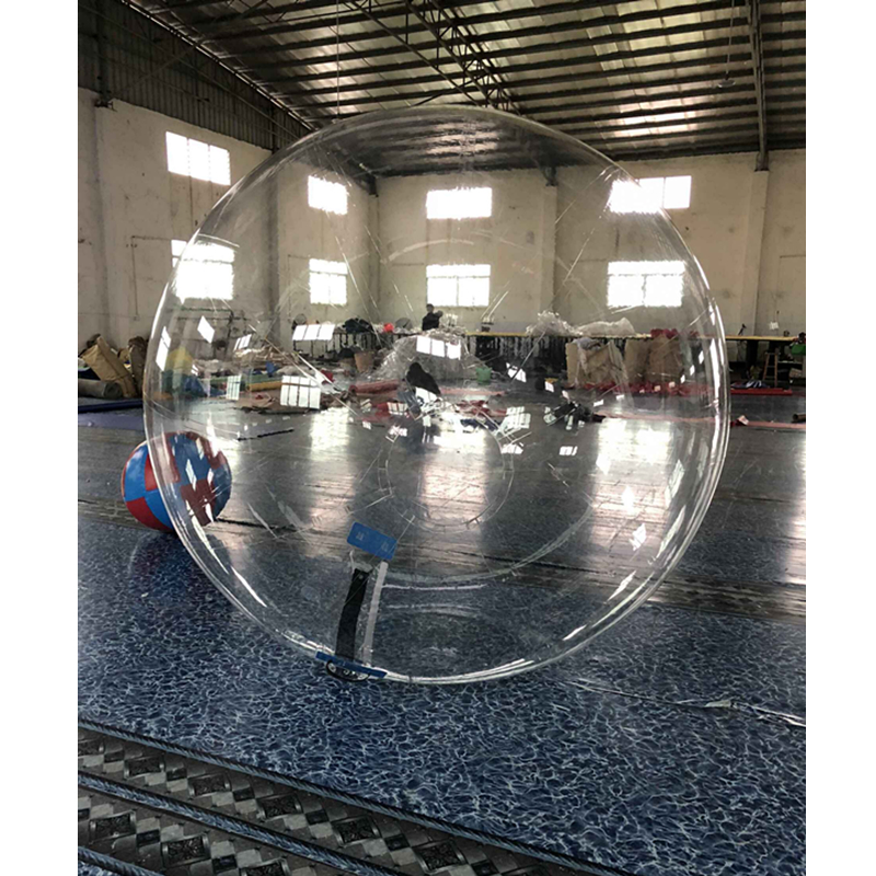 Cheap Human Sized Hamster Transparent  Giant Plastic Inflatable Water Walking Ball For Rental
