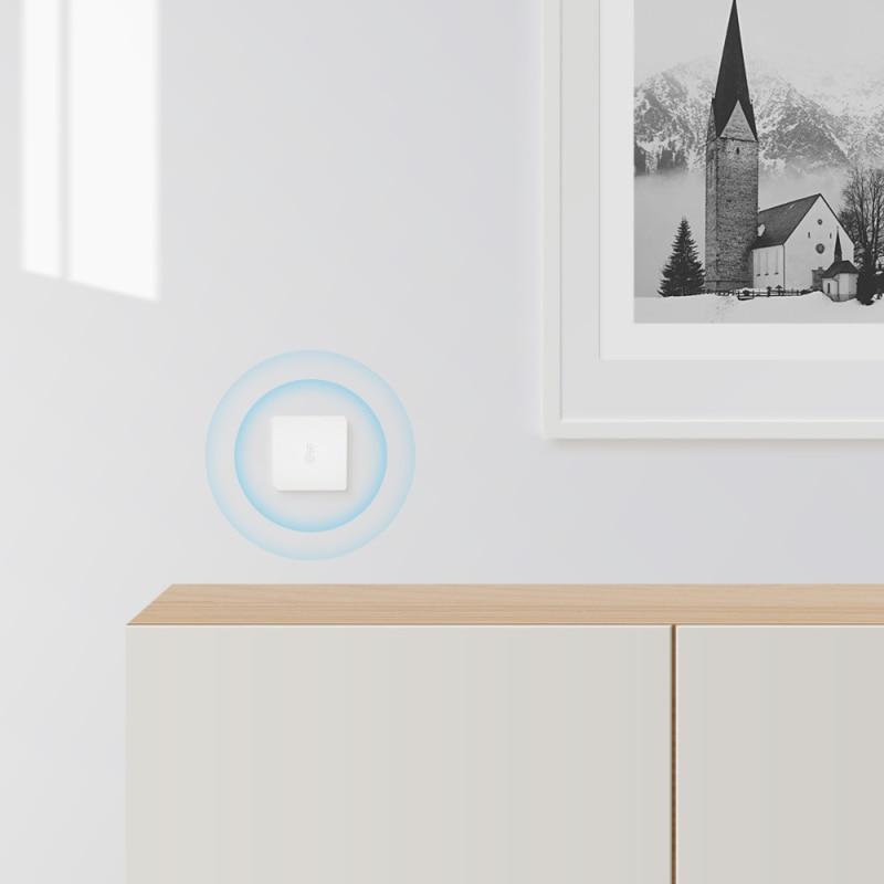 sensor em tempo real com ponte sonoff zigbee