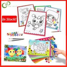 Children Educational Drawing-Set Painting Art Graffiti Watercolor-Gouache-Coloring Kindergarten