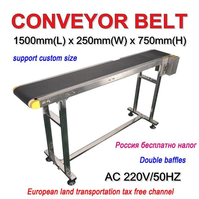 LY 120W Double Buffles Inkjet Printer Stainless Steel Bottle Conveyor Belt Machine for Food Drinking Medicine Box Bag Stiker