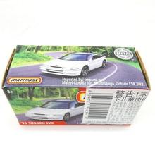 2019 Matchbox Cars 1:64 Car 95 SUBARU SVX Metal Diecast Alloy Model Car Toy Vehicles