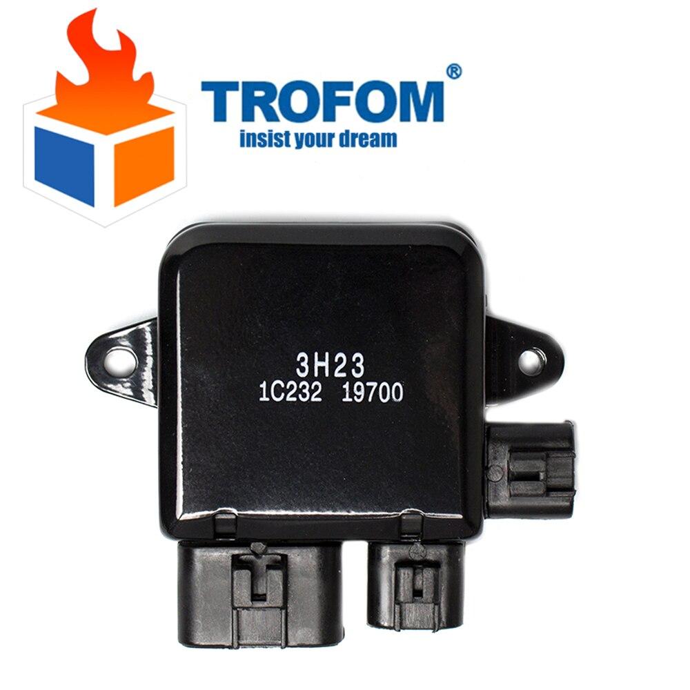 1355A124 קירור מאוורר יחידת בקרת מודול עבור מיצובישי הנכרי לנסר מאזדה 6 3.0L MPV 2003-2007 1C232 19700 AJ51-15-15YA