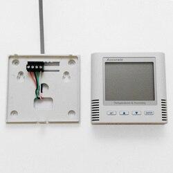 Inteligentny wysokiej precyzji czujnik temperatury i wilgotności do maszyn przemysłowych pokój